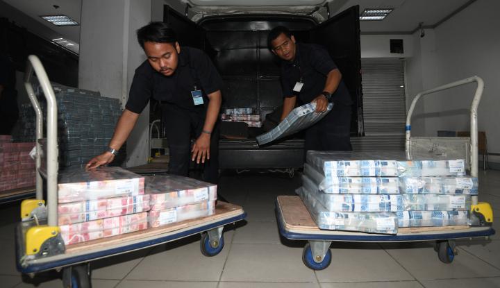 Foto Berita Bawaslu Catat Empat Paslon Terima Sumbangan Lebih dari Rp2 Miliar