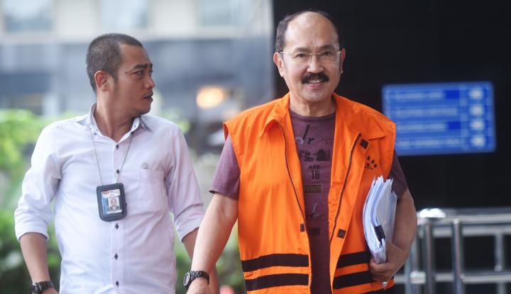 Foto Berita Ketua KPK Tantang Fredrich Siapa yang Bohong