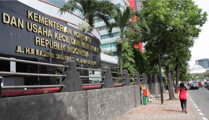 Foto Berita Smesco Indonesia Akan Revitalisasi Layanan Bisnis Ritel KUKM