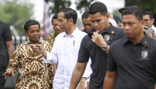 Foto Kungker ke Singapura, Jokowi Juga Hadiri KTT IMT-GT