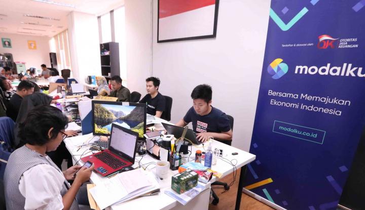 Foto Berita Beda Pasar, Modalku Buktikan Fintech Tidak Mendisrupsi Bank