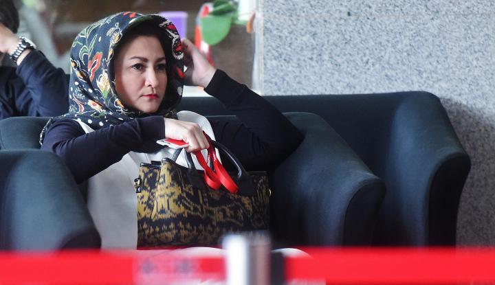 Foto Berita KPK Panggil Istri Setya Novanto