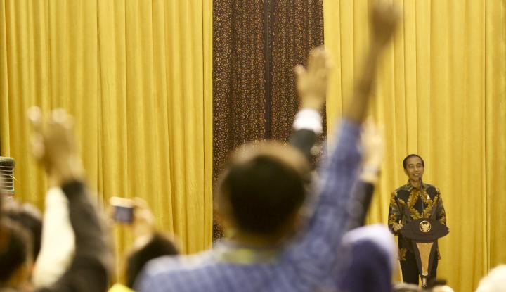 Foto Berita Presiden Harap Mahasiswa Dukung Kesuksesan Pilkada 2018