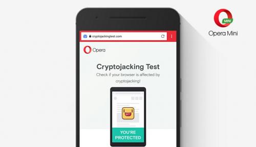 Foto Opera Perkenalkan Perlindungan Terhadap Penambangan Bitcoin di Mobile Browser