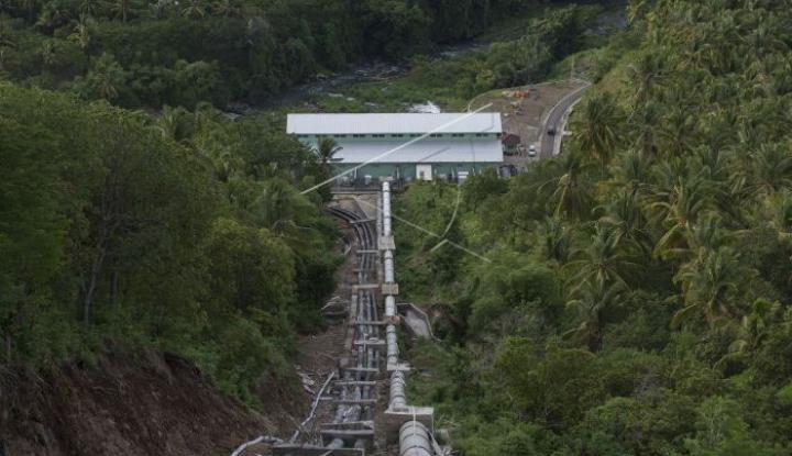 Foto Berita Bermula dari PLTMH, KSU Puncak Ngengas Bangkitkan Ekonomi Desa