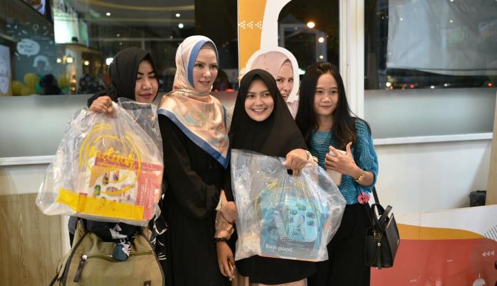 Foto Berita Menengok Bisnis Cake Angel Lelga di Bandung