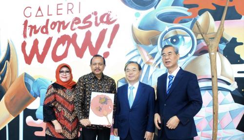 Foto Indonesia Perkenalkan Smesco pada Korea Selatan
