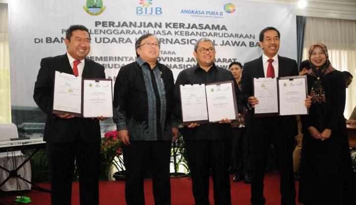 Foto Berita Bangun Runway BIJB, AP II Kucurkan Rp350 Miliar