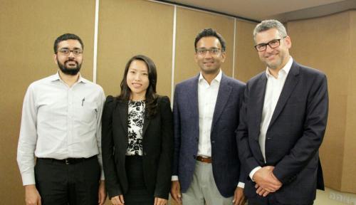 Foto Perusahaan di ASEAN Hadapi Risiko US$750 Miliar dari Serangan Siber