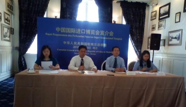 Foto Berita Durian Medan Punya Prospek Menjanjikan di Tiongkok