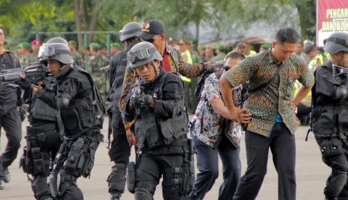 Foto TNI Gandeng Polri Ringkus 500 Gram Sabu di Nunukan
