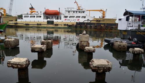 Foto Pemerintah Bakal Terus Optimalkan Pembangunan Pelabuhan