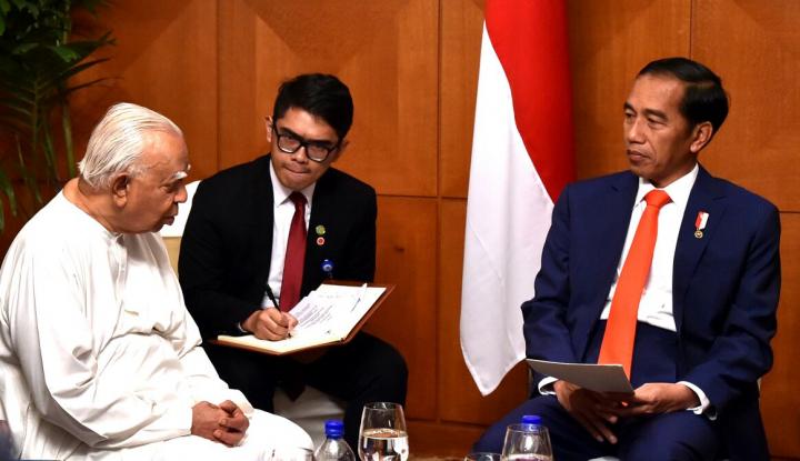Foto Berita Jokowi Ingin Perkuat Hubungan Indonesia-Sri Lanka