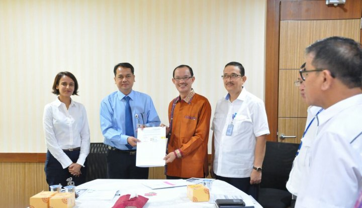 Foto Berita Dana Hibah Cair, Harnojoyo: Pembangunan Proyek IPAL Bisa Selesai Sesuai Target