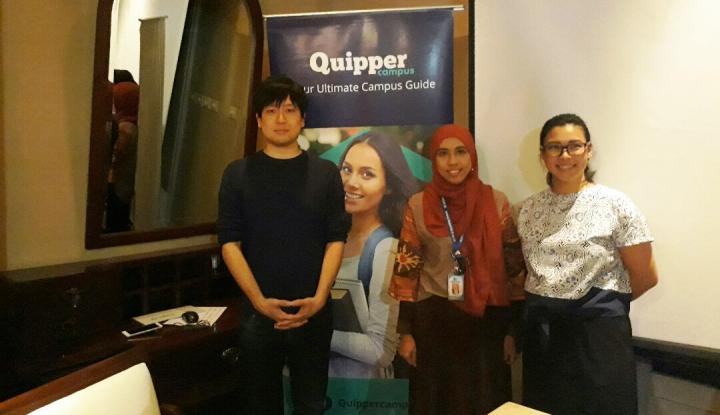 Foto Berita Diakses Gratis, Quipper Campus Hadirkan Informasi Kampus dari S1-S3