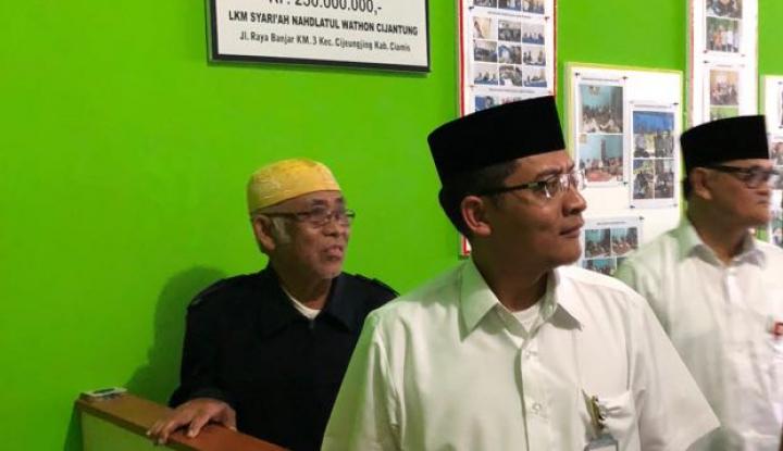 Foto Berita OJK: LKM Syariah Atasi Kesenjangan Masyarakat