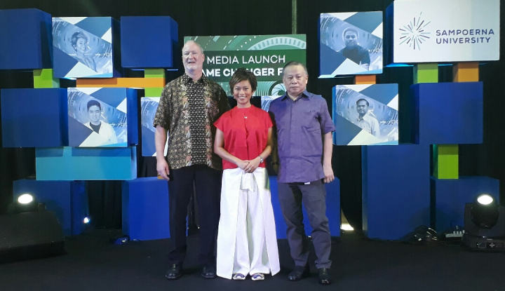 Foto Berita Sampoerna University Game Changer Fest Hadir untuk Menginspirasi Generasi Muda