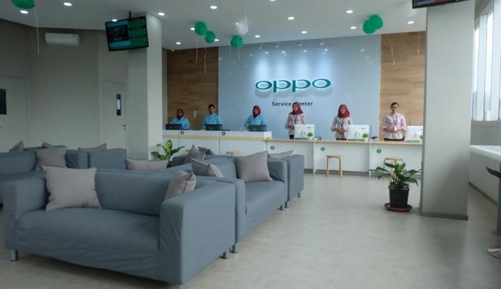 Foto Berita OPPO Resmikan Store Terbesar ke-2 di Indonesia