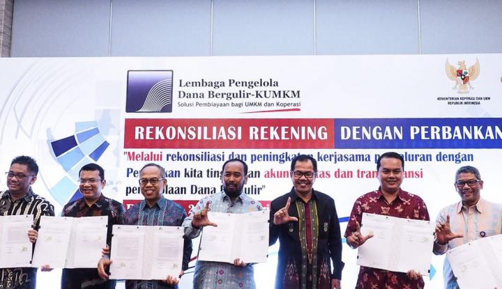 Foto Berita Salurkan Dana Bergulir, LPDB Gandeng Jamkrida dan BPD