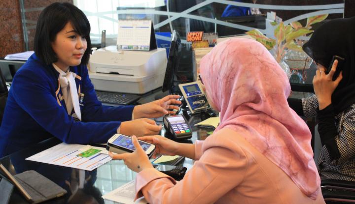 Foto Berita BRI Luncurkan Chatbot SABRINA dan Indonesia Mall