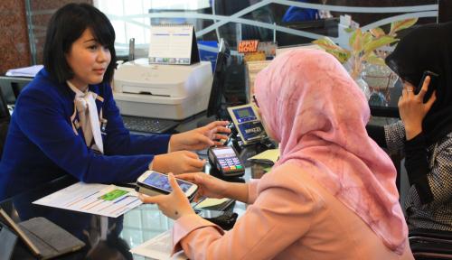 Foto BI: Tren DPK Perbankan Meningkat di Kuartal II 2018