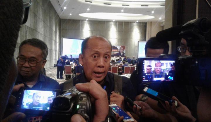 Foto Berita Pilpres 2019, NasDem Siap Menangkan Jokowi di Jabar