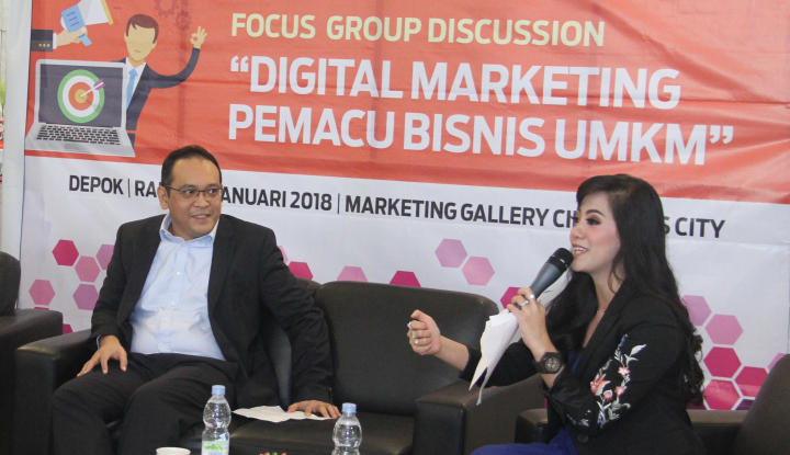 Foto Berita PSM Dorong Pelaku UMKM Optimalkan Digital Marketing