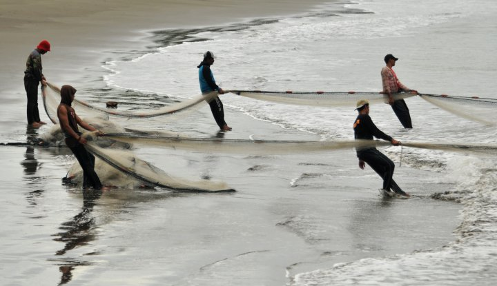 Foto Berita Hasil Tangkapan Ikan di Minahasa Menurun Akibat Cuaca