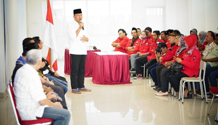 Foto Berita Aktivis 98 Siap Menangkan TB Hasanuddin-Anton Charliyan