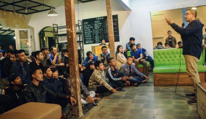 Foto Berita Duta Jabar Juara Ajak Pemilih Muda Berpartisipasi di Pilkada