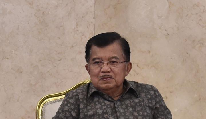 Foto Berita Wapres: Pemilu di Indonesia Paling Rumit Se-Dunia