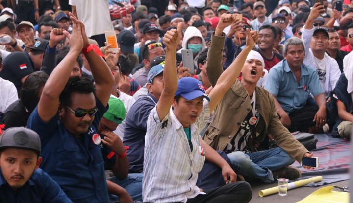Foto Berita Sayangkan Demo Kantor Harian Waspada, PWI Sumut: Komplain Ada Jalurnya