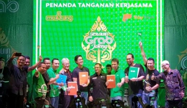 Foto Berita Grab dan PayTren Jalin Kerja Sama Strategis dengan Startup Madhang
