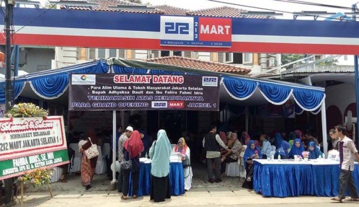 Foto Berita 212 Mart Buka Gerai Ketiga di Kota Bogor