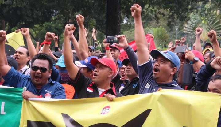 Bahaya! Demokrasi Indonesia Terancam Krisis: Masyarakat Apatis hingga Elit-elit Korup - Warta Ekonomi