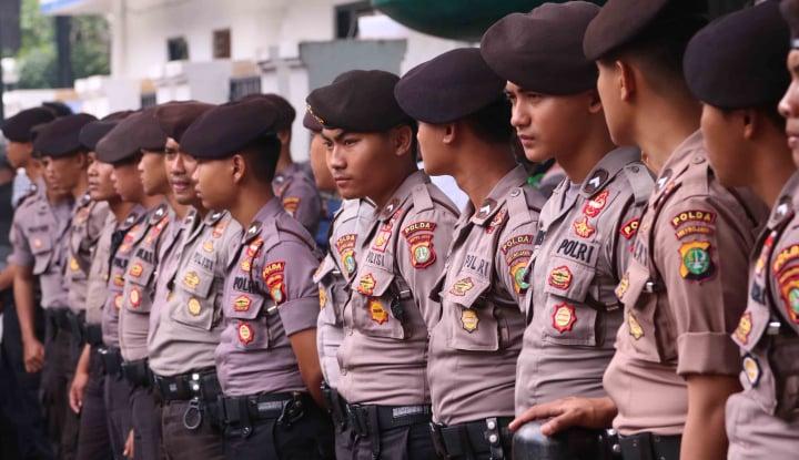 Foto Berita Polisi Pantau Kesiapan Pengamanan Pilkada Sulut