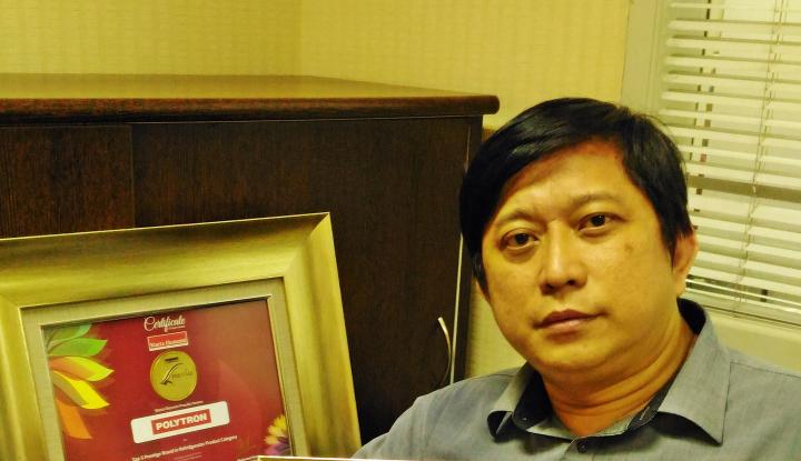 Foto Berita Polytron Raih Dua Penghargaan IPBA untuk Refrigerator dan Televisi