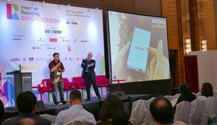 Foto Berita GoToMalls Dorong Ritel Terhubung dengan Pelanggan Melalui Internet Retailing Expo