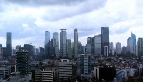 Foto Jakarta Cerah Berawan Rabu Ini