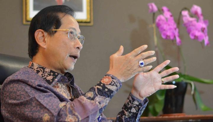 Bank BCA Bakal Akuisisi Bank Royal Indonesia, Jahja Setiaatmadja Bilang Gini - Warta Ekonomi