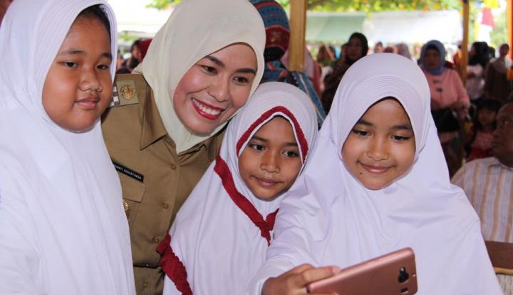Foto Berita 2022, Palembang Targetkan Tidak Ada Lagi Sekolah Tak Layak
