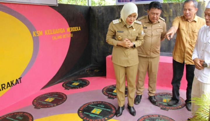 Foto Berita Bangun IPAL di Talang Betutu, Pemkab Palembang Targetkan Zero Pemukiman Kumuh