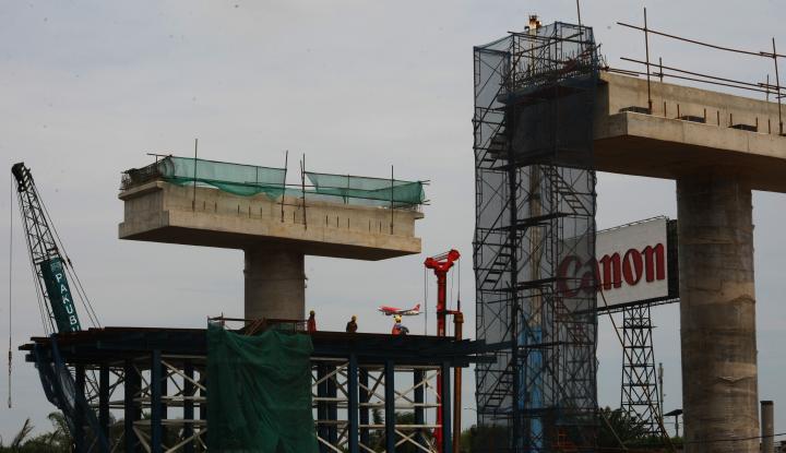 Foto Berita Proyek Jalan Tol Kunciran-Cengkareng Ditargetkan Rampung Akhir 2018