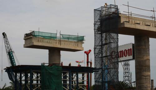 PUPR Targetkan Jalan Tol Cengkareng - Batuceper - Kunciran Selesai Maret 2021