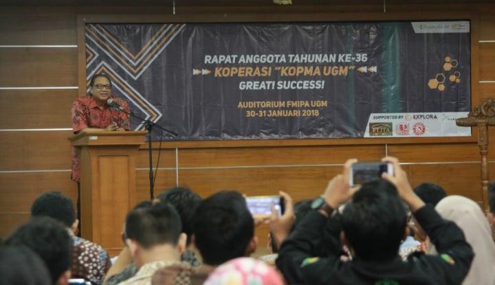Foto Berita Menteri Puspayoga Tegaskan Koperasi Tidak Boleh Dibawa ke Politik Praktis
