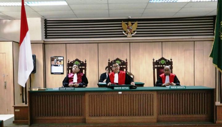 Terdakwa Kasus Korupsi Alkes Terima Vonis Hukuman - Warta Ekonomi