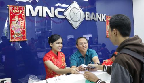 Foto MNC Bank Optimis BIsa Salurkan Kredit Rp1 T Tahun Ini