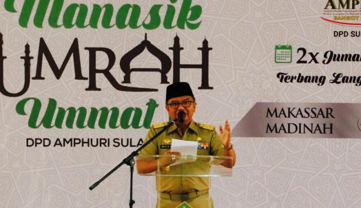 Foto Berita Daftar Tunggu Haji di Sulsel Tembus 270 Ribu Orang