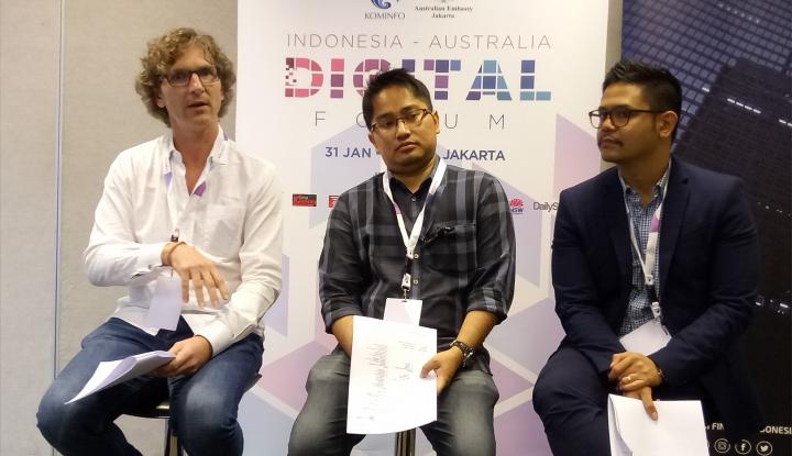 Foto Berita Langkah Lanjut Kolaborasi Ekosistem Tekfin Indonesia dan Australia