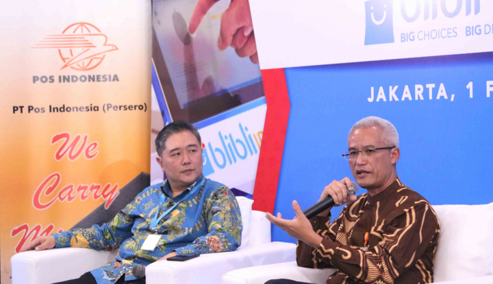 Foto Berita Ini Strategi Pos Indonesia Menangkan Persaingan Ekonomi Digital